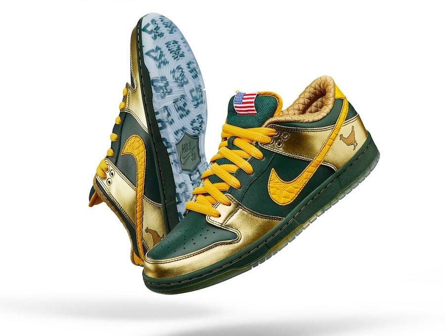 Nike SB Dunk Low Doernbecher Designed by Joey Bates