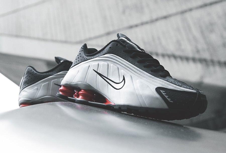 Nike Shox R4 OG Black Silver 2018 Release Date