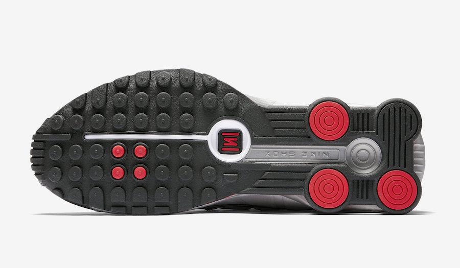 Nike Shox R4 OG Black Silver 2019 BV1111-008 Release Date