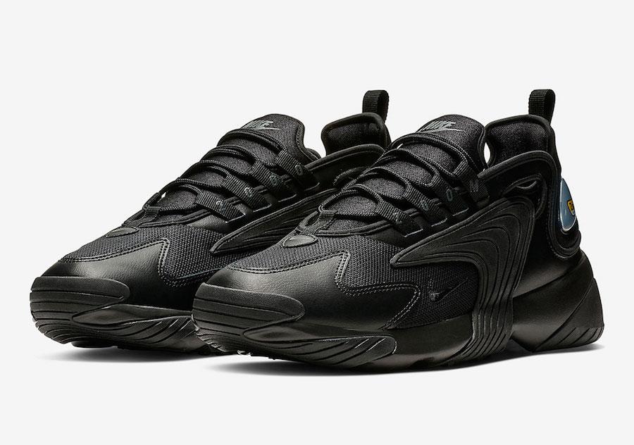 Nike Zoom 2K Black AO0269-002