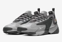 Nike Zoom 2K Grey