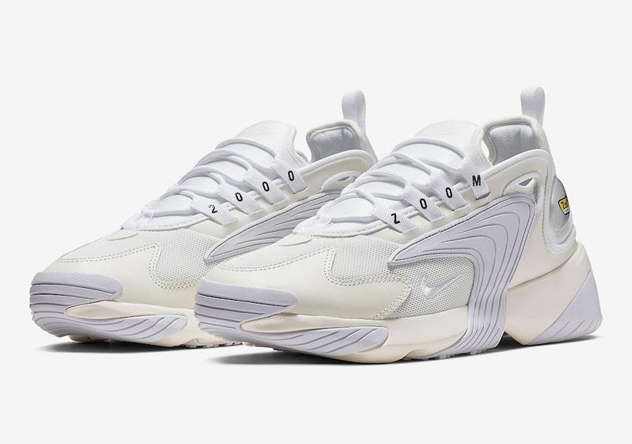Nike Zoom 2K Sail White AO0269-100
