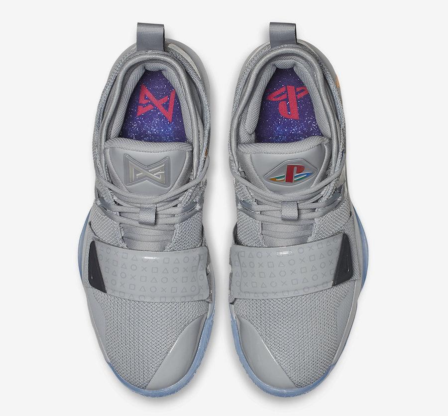d4d93fdb395ee PlayStation Nike PG 2.5 Wolf Grey BQ8388-001 Release Date | SneakerFiles