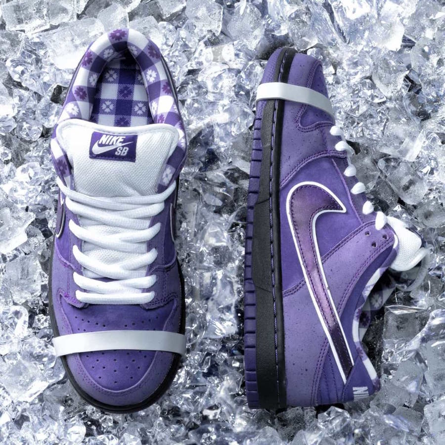 Purple Lobster Concepts Nike SB Dunk Low
