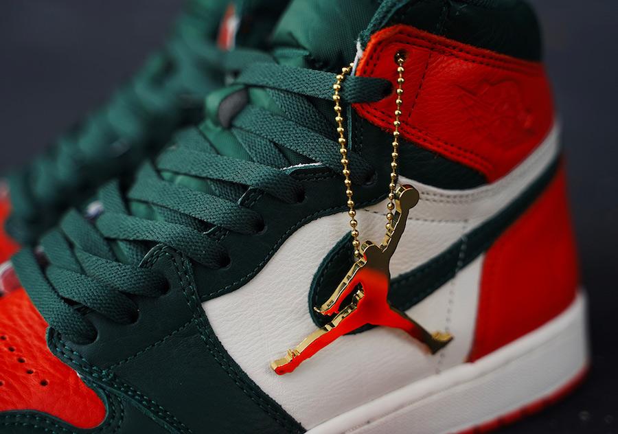 SoleFly Air Jordan 1 Miami Art Basel Release Date Price