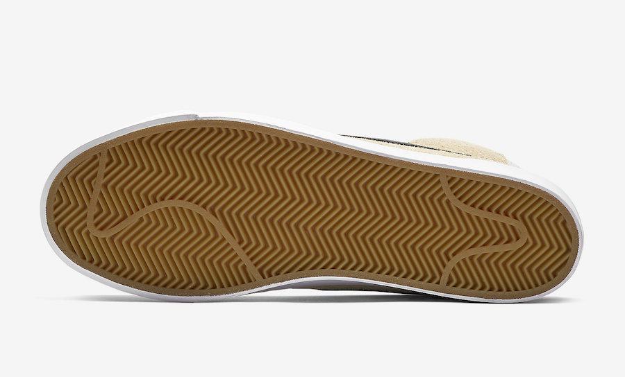 Stussy Nike SB Blazer Mid AH6158-700 Release Date