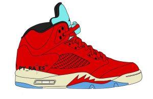 Trophy Room Air Jordan 5 Release Date