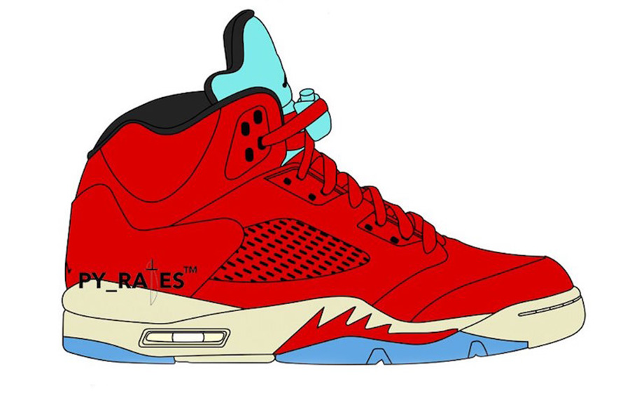 Trophy Room Air Jordan 5 Release Date