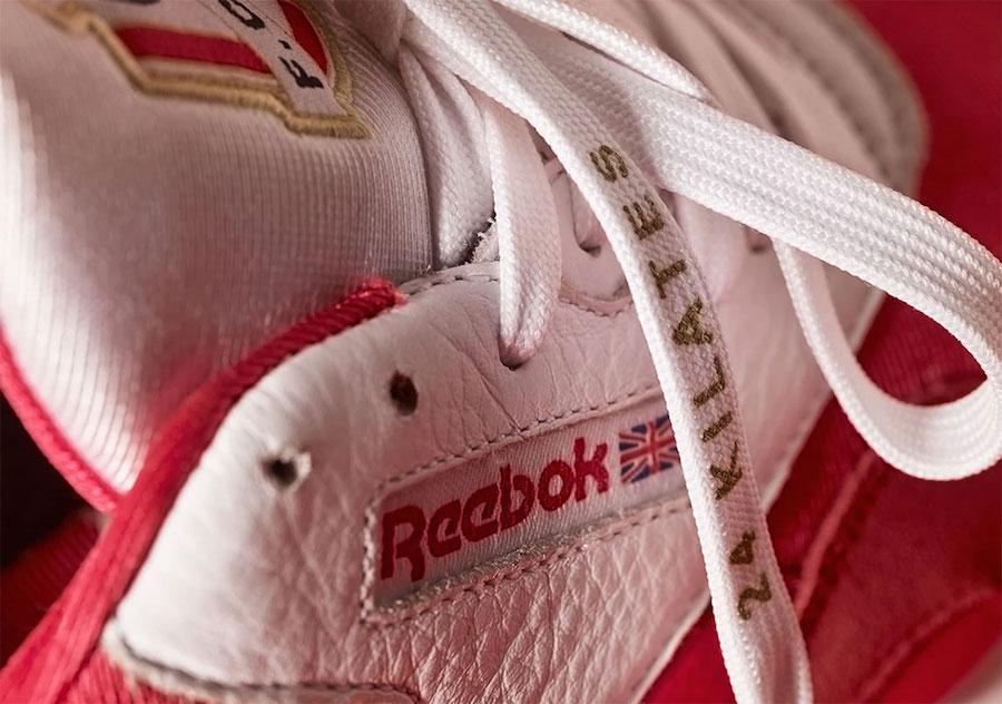 24 Kilates Reebok Classic Nylon FCVK Release Date