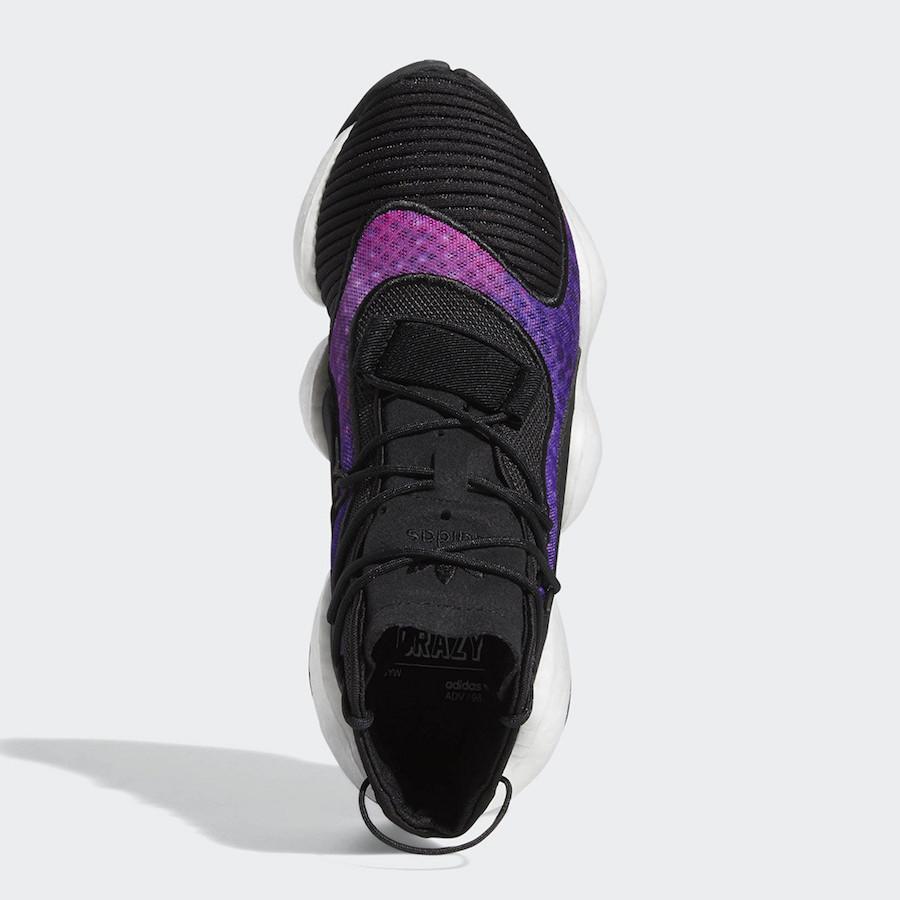 adidas Crazy BYW Purple Snakeskin CG6780