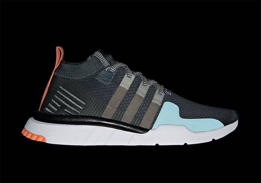 official photos 0efb2 557dc adidas EQT Support Mid ADV BD7774 BD7775 Release Date