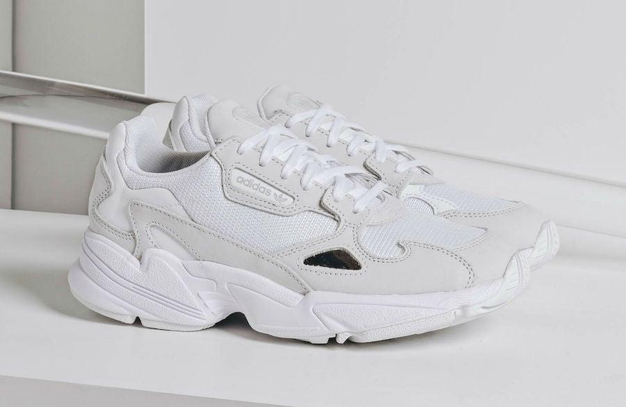 adidas Falcon White B28128