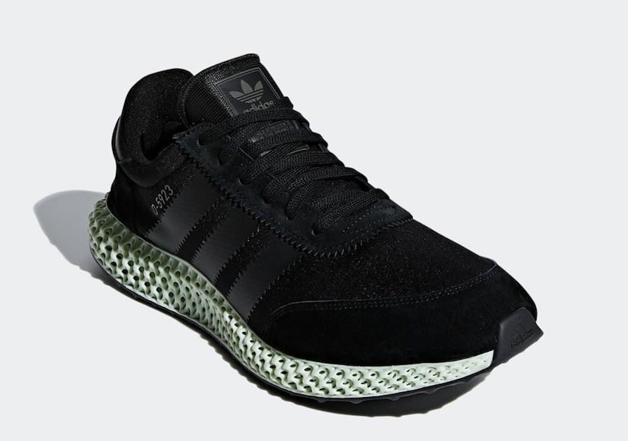 adidas Futurecraft 4D-5923 Black EE3657 Release Date