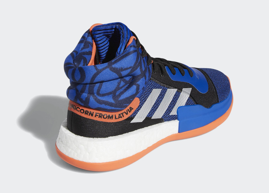 adidas Marquee Boost Kristaps Porzingis G27738 Release Date