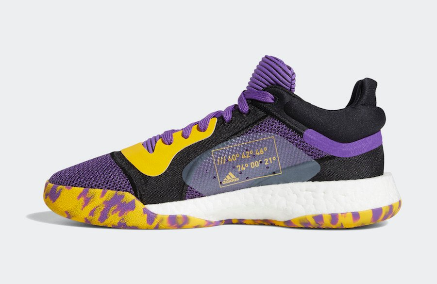 adidas Marquee Boost Low Brandon Ingram G27746