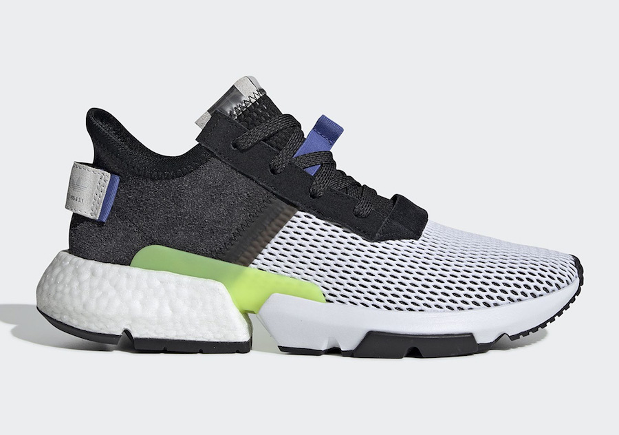 adidas POD S3.1 CG5947 Release Date