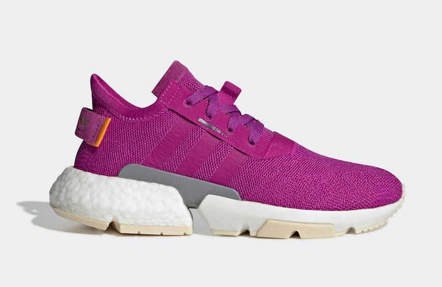 adidas POD S3.1 Vivid Pink CG6182 Release Date