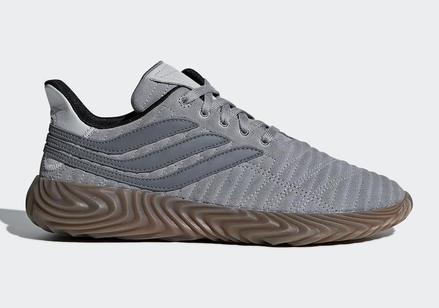 adidas Sobakov Grey Suede D98152 Release Date