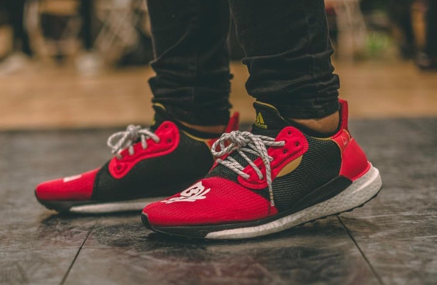 adidas Solar Hu Glide ST CNY Chinese New Year Release Date