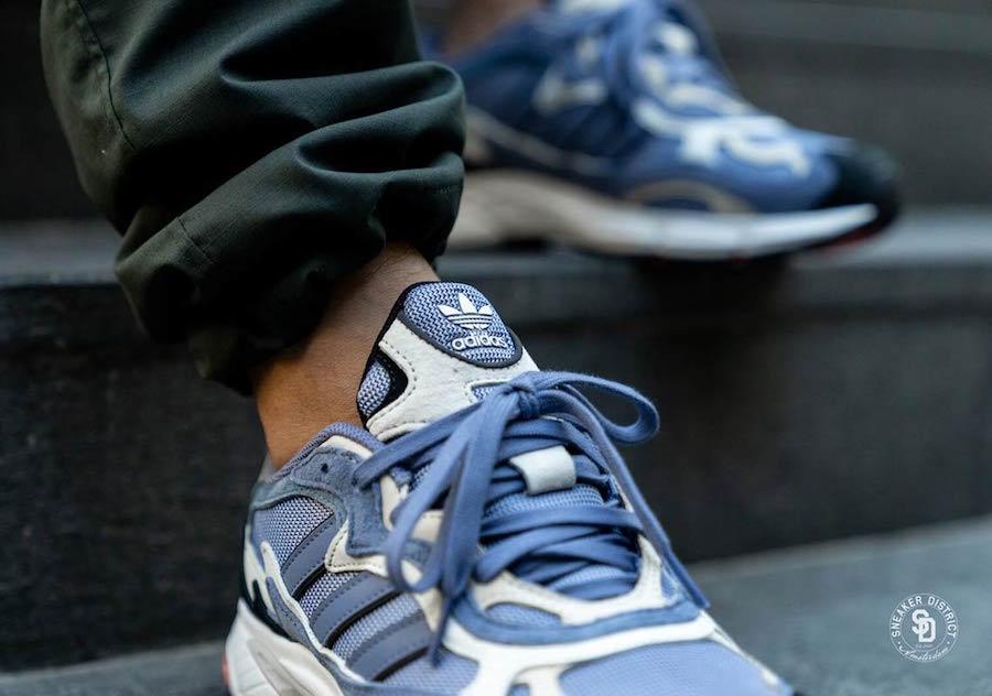 adidas Temper Run Raw Indigo G27919 Release Date