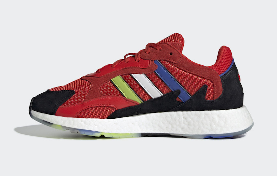 adidas TRESC Run Active Red EE5687 Release Date