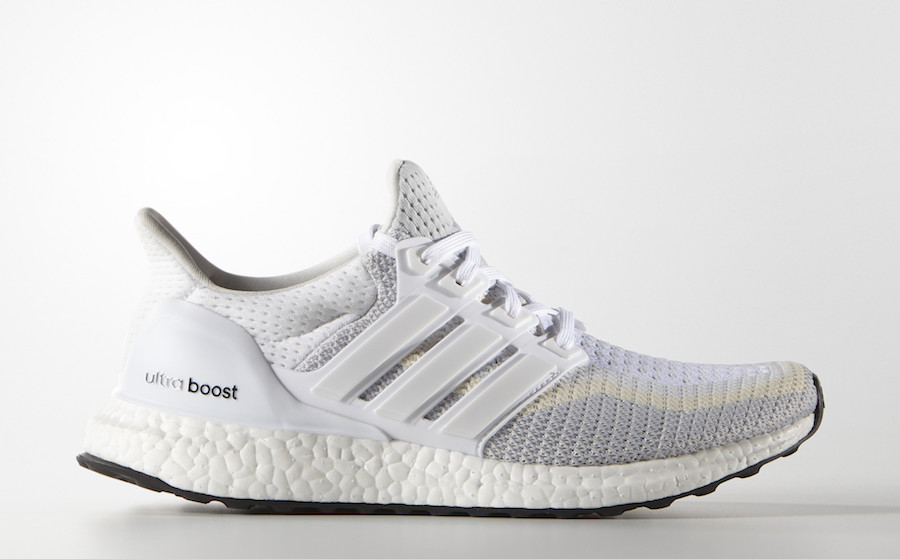 best authentic bcf93 6f493 adidas Ultra Boost 2.0 White Gradient AF5142 Release Date