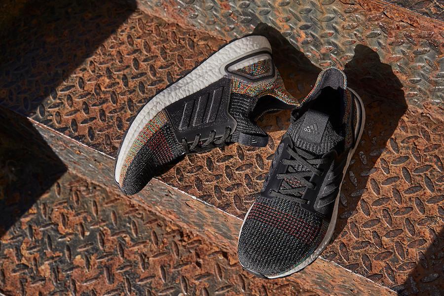 adidas Ultra Boos 2019 Dark Pixel B37706 Release Date