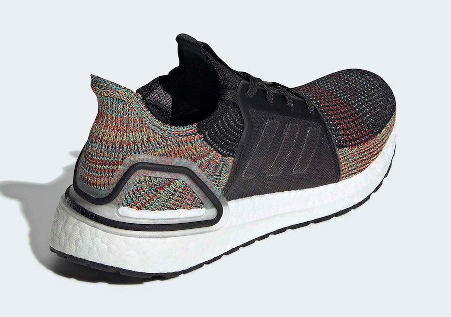 adidas Ultra Boost 2019 Multicolor Release Date