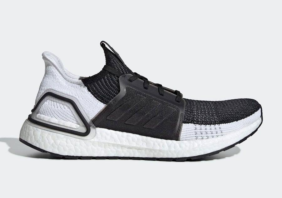 adidas Ultra Boost 2019 Oreo Black White B37704 Release Date