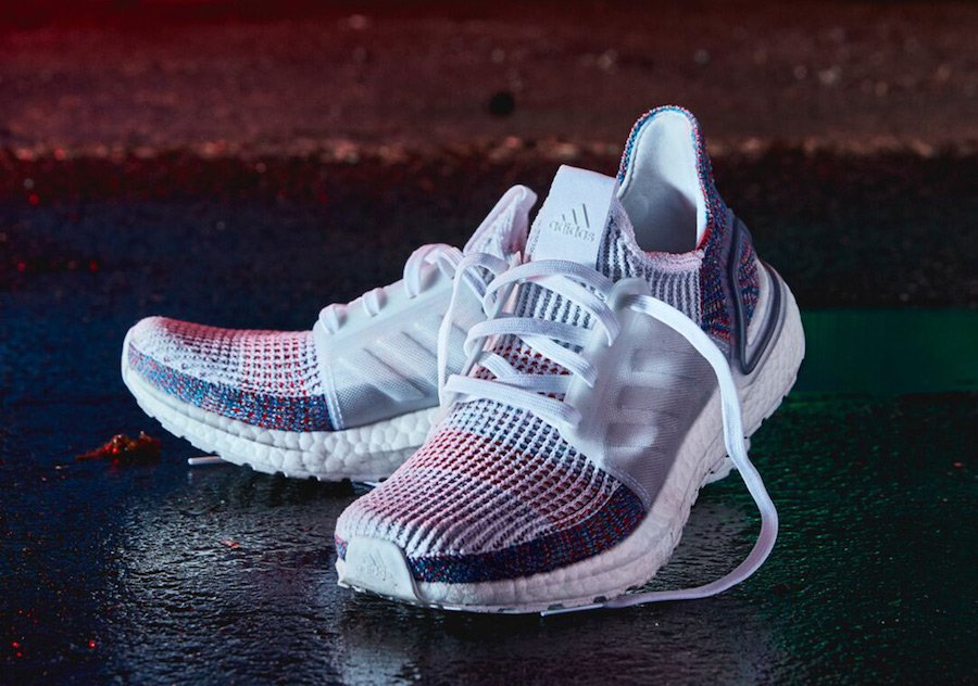 adidas Ultra Boost 2019 Refract B37708 Release Date