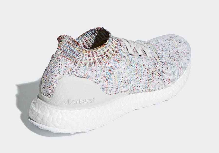 Adidas Ultra Boost Uncaged Multi Color B37691 Release Date