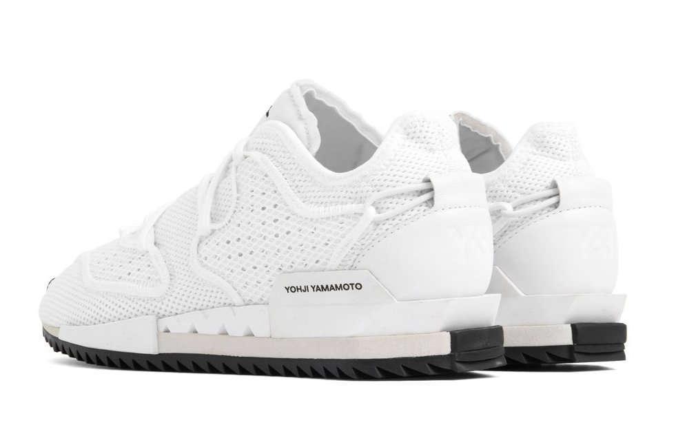 adidas Y-3 Harigane White F97428 Release Date
