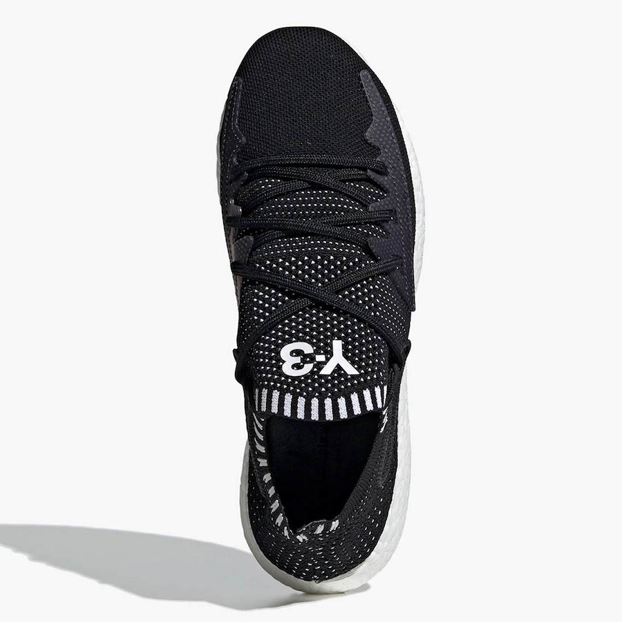 adidas Y-3 Ratio Racer Black F97404 White F97405 Release Date