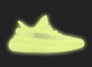 adidas Yeezy Boost 350 V2 GID Glow in the Dark Release Date