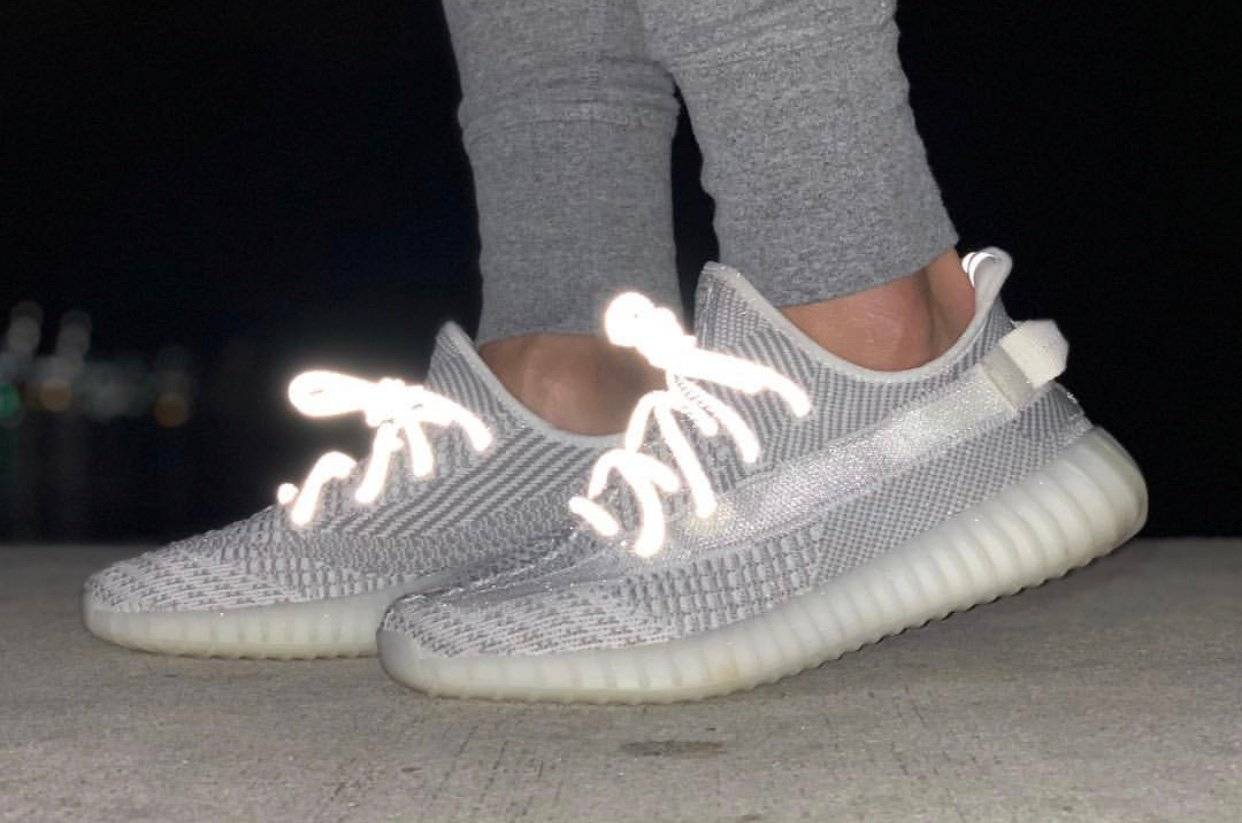 2a4cac64dd2 adidas Yeezy Boost 350 V2 Static Non-Reflective EF2905