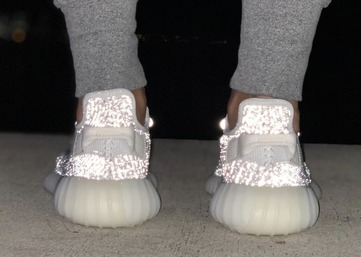 adidas Yeezy Boost 350 V2 Static Reflective EF2905 Release Date Price