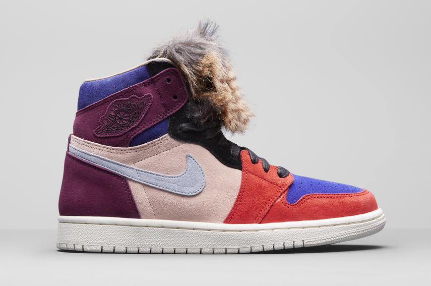 Air Jordan 1 Court Lux High Top OG Aleali May BV2613-600 Release Date