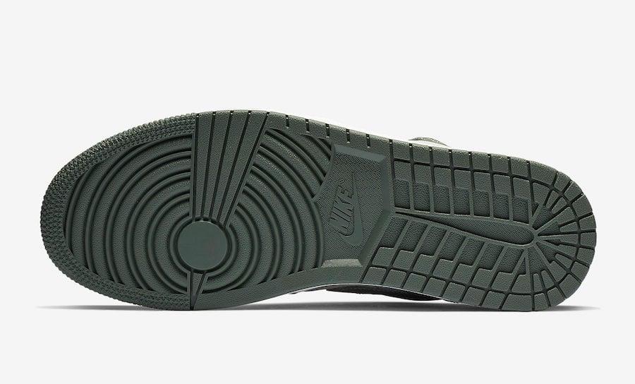 Air Jordan 1 Low 553558-121 Release Date