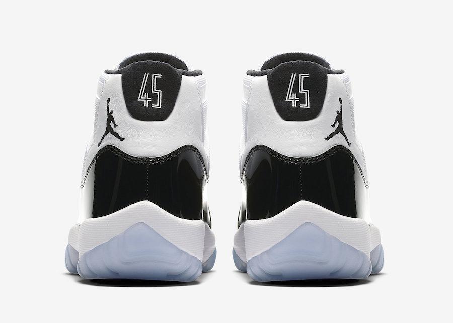 Air Jordan 11 Concord Restock