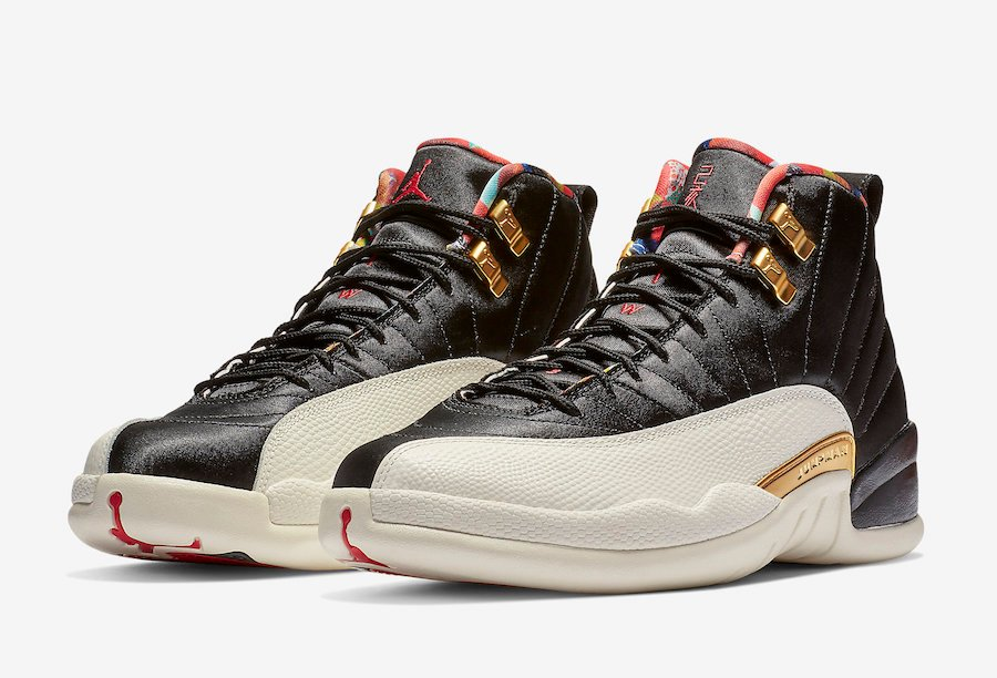 Air Jordan 12 Chinese New Year CNY Release Date