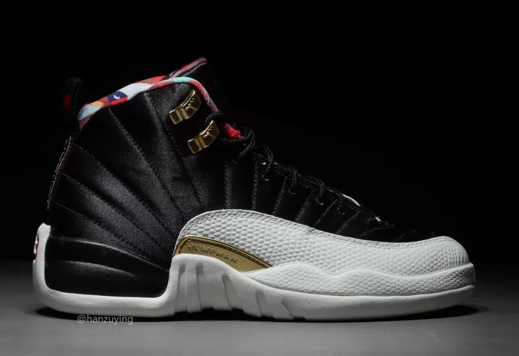 Air Jordan 12 CNY Chinese New Year 2019 Release Date Price