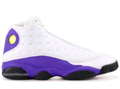 Air Jordan 13 Lakers Rivals 414571-105 Release Date