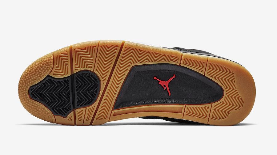 Air Jordan 4 Black Laser CI1184-001 Release Date info