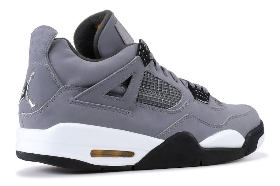 35a1e6403d099a Air Jordan 4 Cool Grey 2019 308497-007 Release Date