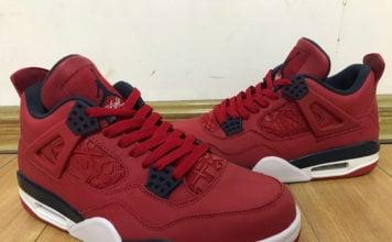 Air Jordan 4 FIBA Gym Red CI1184-617 Release Date Info