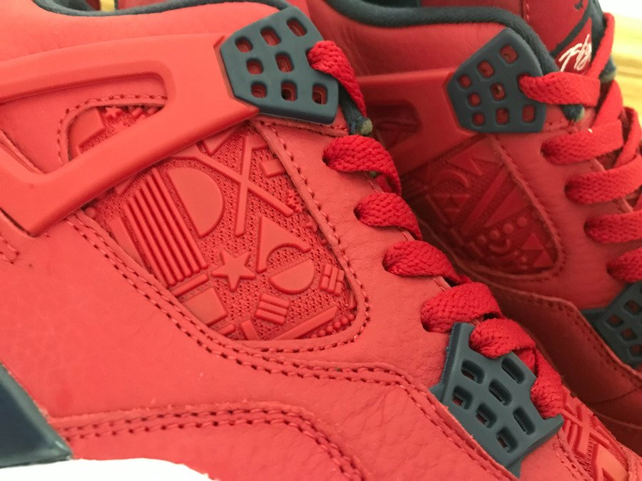 Air Jordan 4 FIBA Gym Red CI1184-617 Release Date Info