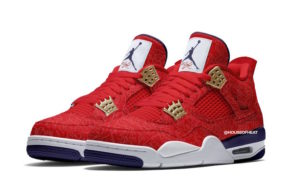 Air Jordan 4 FIBA Gym Red CI1184-617 Release Date