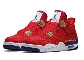 97016c76453 Air Jordan 4 FIBA Gym Red CI1184-617 Release Date | SneakerFiles
