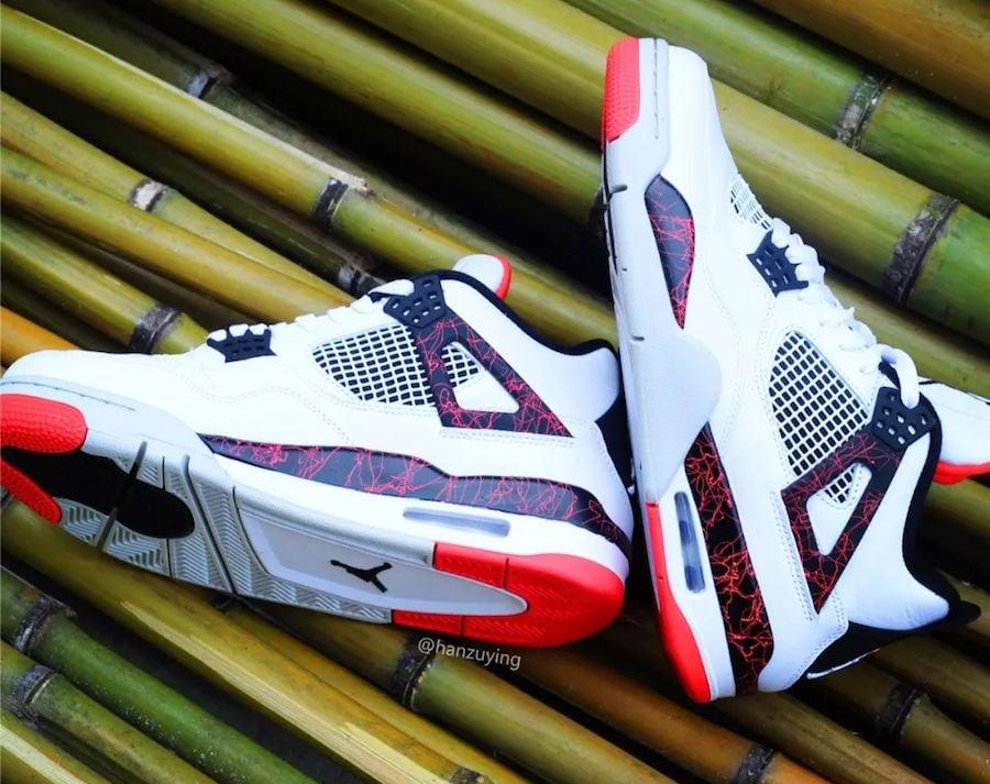 huge selection of 0eb10 cab03 Air Jordan 4 Hot Lava 308497-116 Release Date