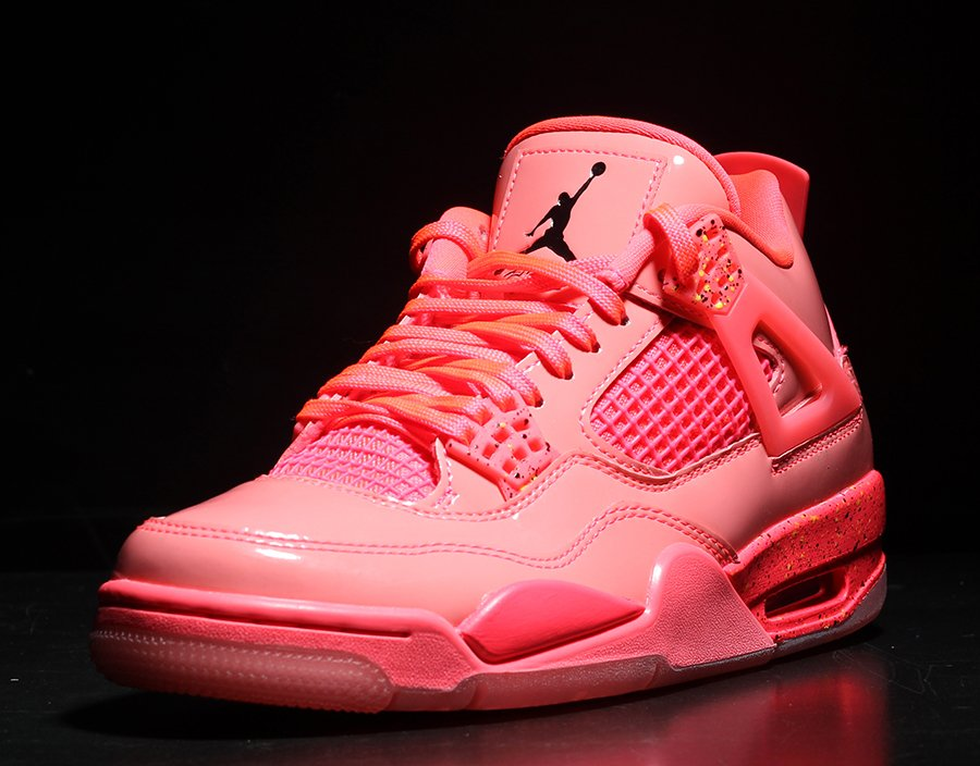 8d102de11a07 Air Jordan 4 NRG Hot Punch AQ9128-600 Womens Release Date